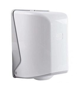 Hygostar Dispenser voor papieren handdoeken op rol - HAWK