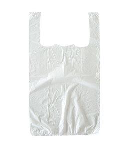 Hygostar plastic draagtas  geblokt  - ASKER