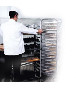 Hygostar Afdekhoes voor afdekken trolleys in bakkerijen - WATSON