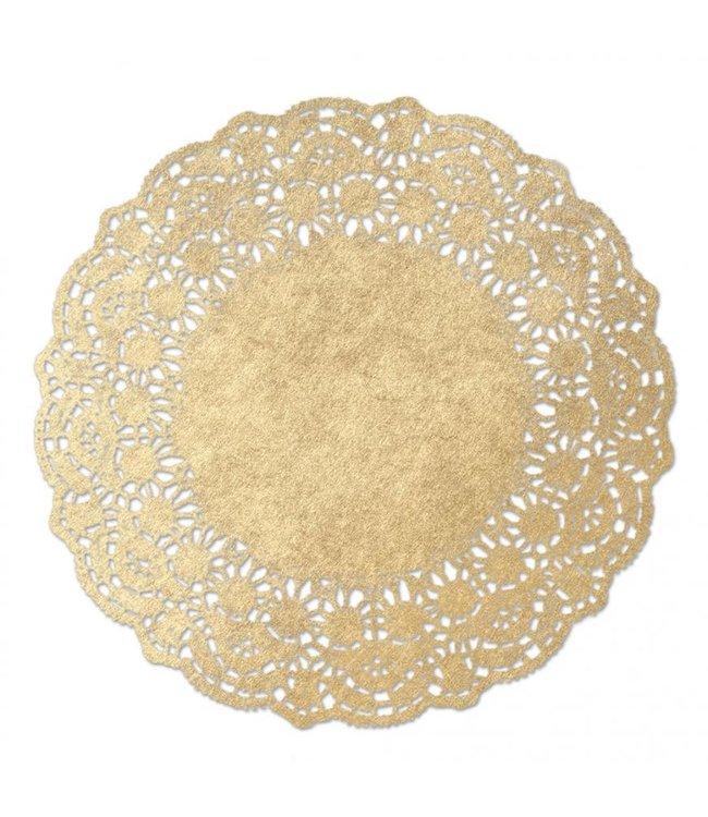Hygostar - Taartpapier zilver of goud - CHATEL