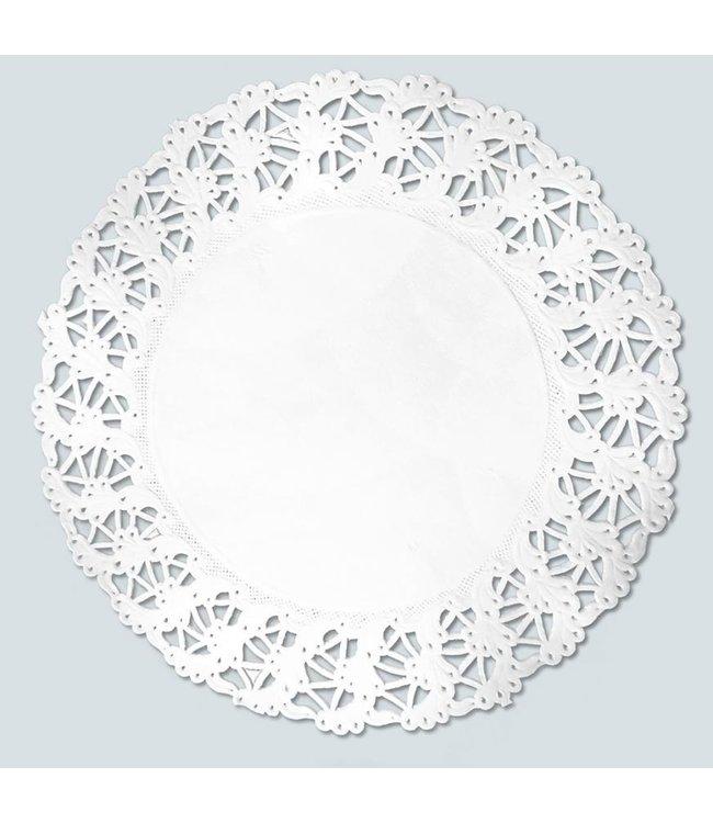 Hygostar - Taartpapier wit klassieke uitstraling - VIENNA