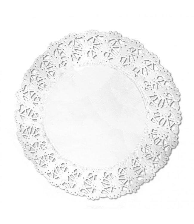 Hygostar - Taartpapier wit vetvrij- CROFT
