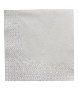 Hygostar Coctail servetten 2-laags 24 x 24 cm - CAMPUNET