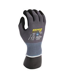 Hygostar Nylon fijn gebreide handschoen met 3/4 PU-coating - WICO