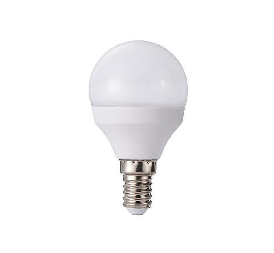 LED Birne E14 6W 3000K Warmweiss Ersetzt 50W