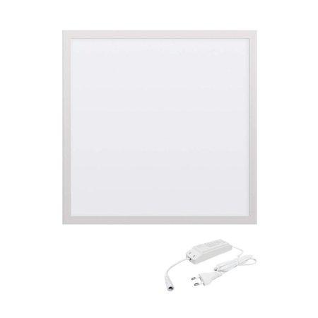 LED Panel 60x60CM - 40W - 4000LM - 3000K, 4000K oder 6000K -  inkl. Treiber 1.5m Netzkabel - 5 Jahre Garantie | Flimmerfrei