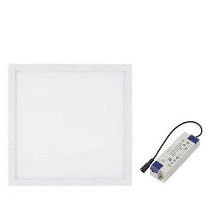 LED Panel 30x30 cm 12W 6000K 900lm inkl. Treiber 5 Jahre Garantie | Flimmerfrei