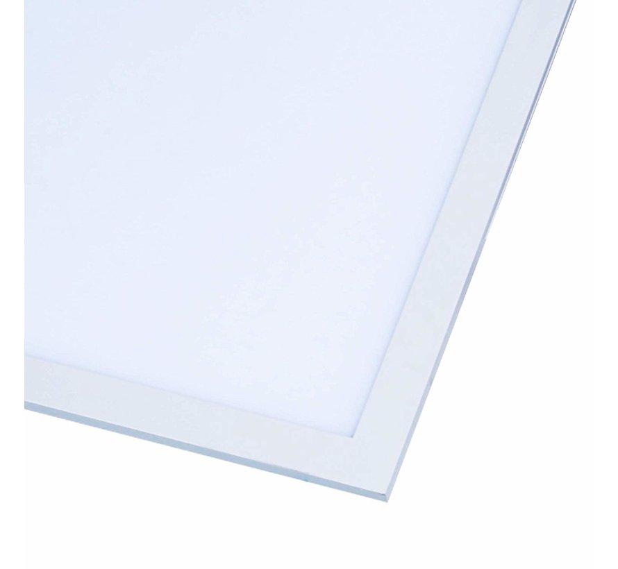 LED Panel 120x30CM - 32W - 120LM / Watt - 3840Lm - inkl. Treiber 1.5M Netzkabel - 5 Jahre Garantie | Flimmerfrei
