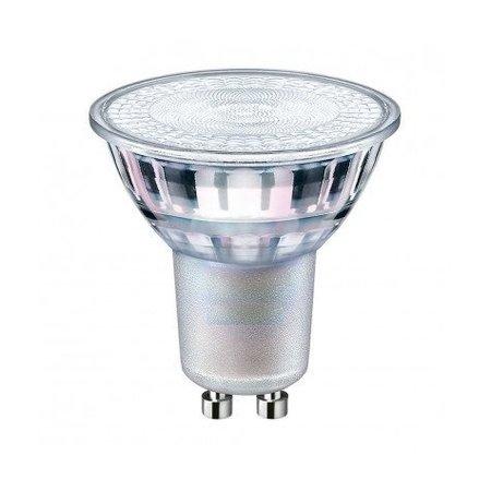 LED GU10 Dimmbarer Strahler - 5.5W - 4000K Neutral weiss - Glasgehäuse
