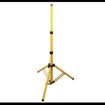Stahlstativ LED Fluter - Arbeitsleuchte - Ständer Baustrahler - geeignet für Fluter bis 100W - Höhenverstellbar