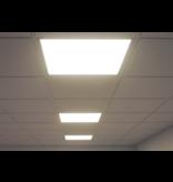 LED Panel 62x62cm - 40W -120lm p/w Extra hohe Lichtleistung - 3000K, 4000k oder 6000K - 5 Jahre Garantie