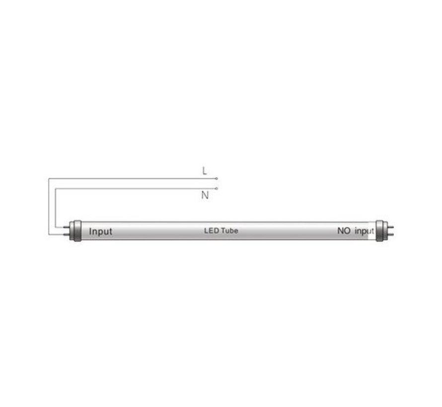 LED Röhre G13/T8 - 150cm - 4000K - 840 - Neutralweiße Licht Farbe - 24W ersetzt 58W