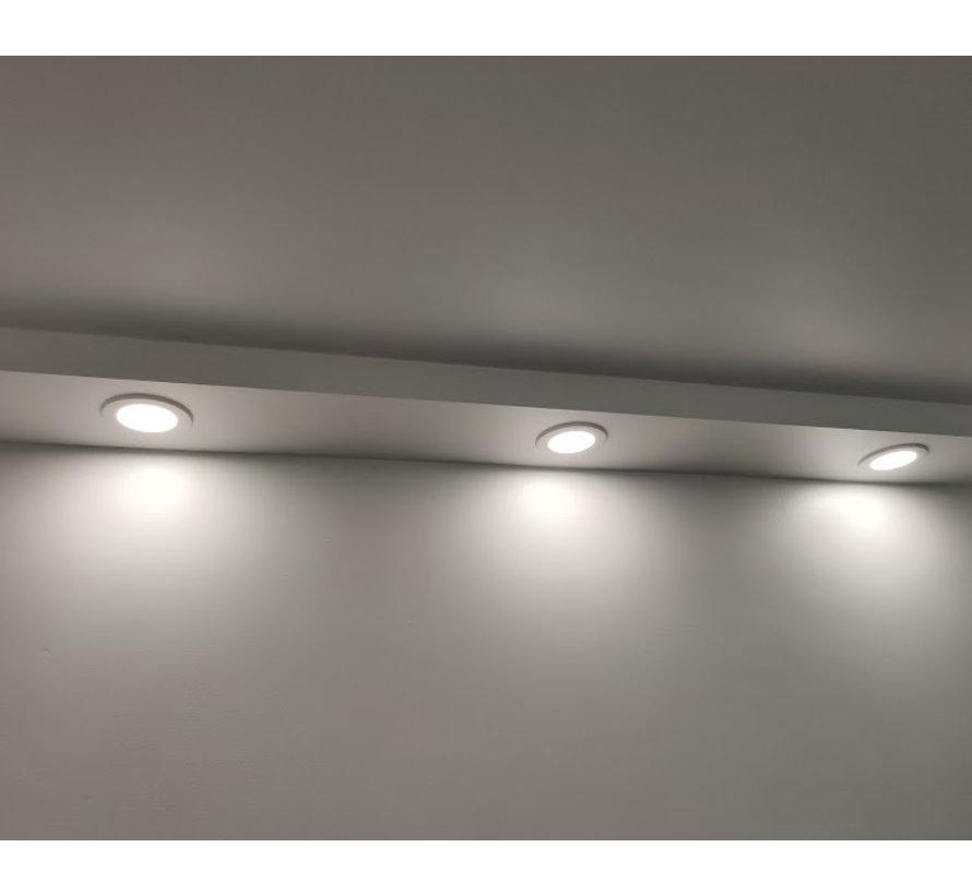 LED 6W Einbauleuchte Ø 100MM - Rund - Downlight Round - 230V