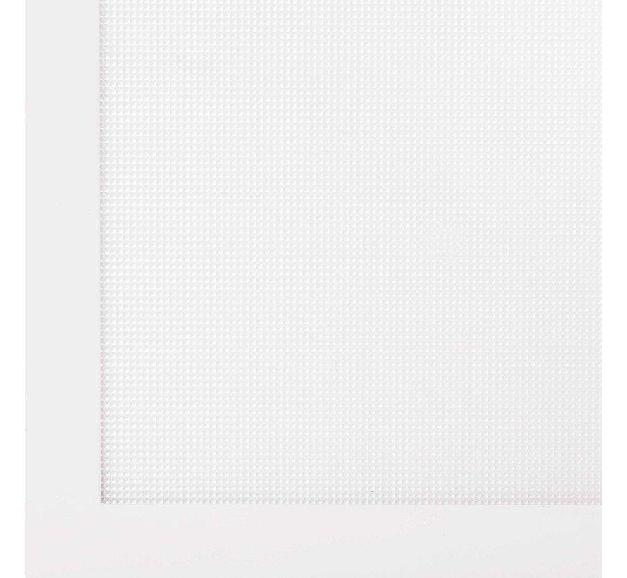 LED Panel 62x62cm - UGR19 - 40W -120lm p/w Extra hohe Lichtleistung - 3000K, 4000k oder 6000K - 5 Jahre Garantie