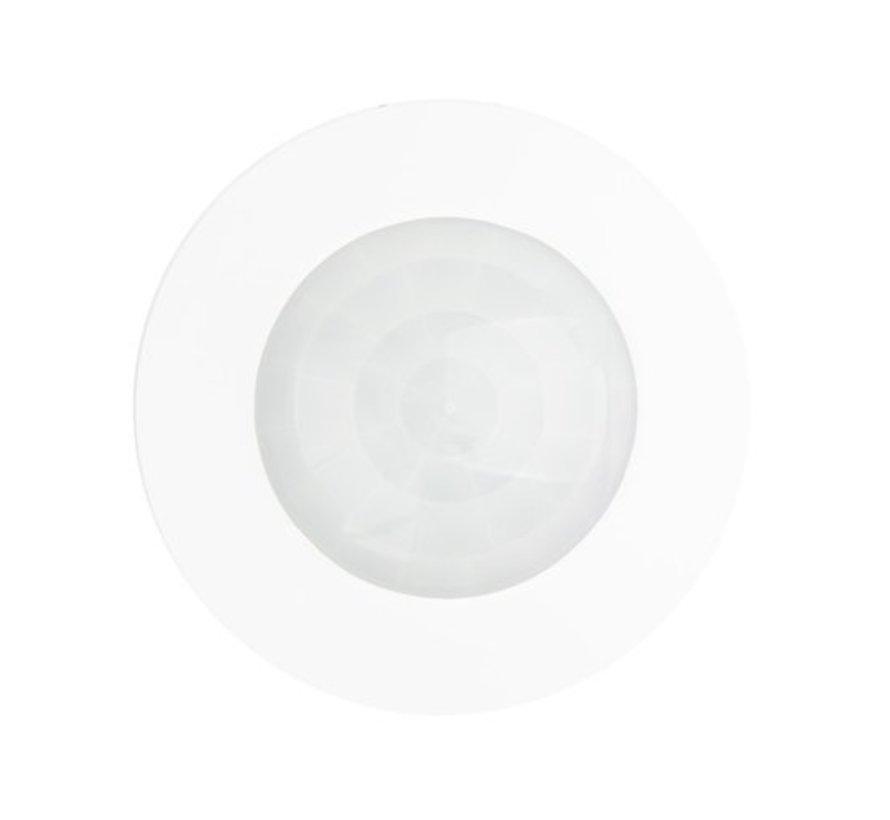 LED-Bewegungsmelder für Deckeneinbau - PIR-INFRAROT-BEWEGUNGSMELDER - MAX. 300W - 230V
