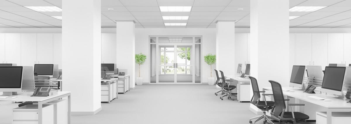 LED Panels für Büro