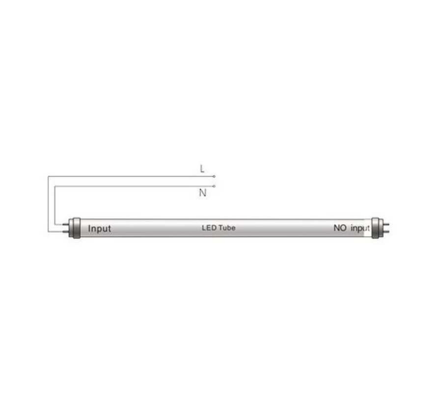 Aigostar LED Röhre G13/T8 - 150cm 24W - 6400K 865