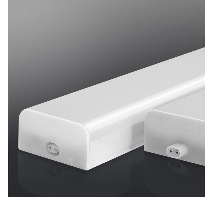 Komplette LED Lichtleiste V2 120 cm - 24W 100 lm p/W - geeignet für Serienanschluss