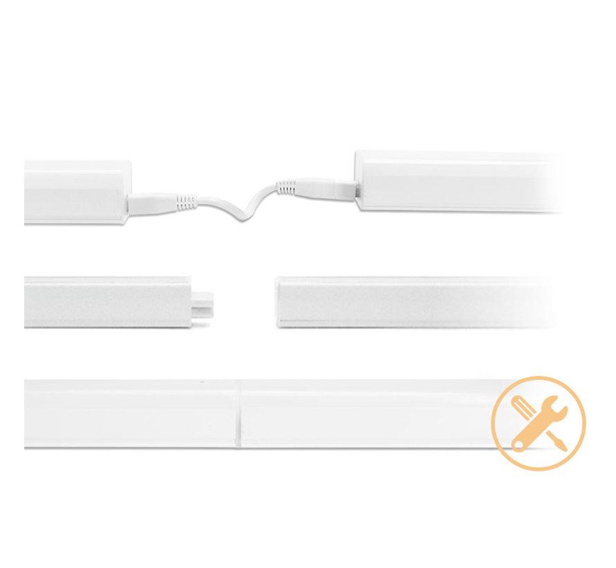 Komplette LED Lichtleiste V2 150 cm - 30W 100 lm p/W - geeignet für Serienanschluss