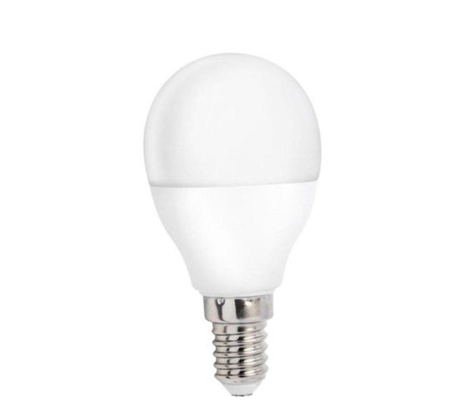 LED Birne E14 8W 3000K Warmweisse Licht Frabe ersetzt 50-60W