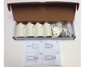 Onderdelen: Design-Radiatoren