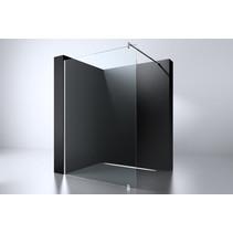 "Best-Design ""Erico 500"" inloopdouche 47-49 cm NANO 8mm glas"