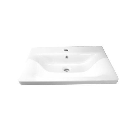 "Best-design Best-Design Losse meubel wastafel ""Quick"" 65 cm"