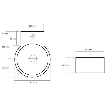 "Best-design Best-Design ""One Pack"" fonteincombinatie ""Sun"""