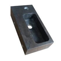 """Best-Design """"Lopez"""" fontein rechts Limestone 40x20x10cm"""
