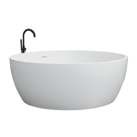 """Best-design Best-Design """"Cirkel"""" vrijstaand bad """"Just-Solid"""" diam:153 cm"""
