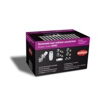 """Best-Design Luxe radiator-aansluitset """"Midden onder Haaks"""" universeel (DS-PAARS)"""