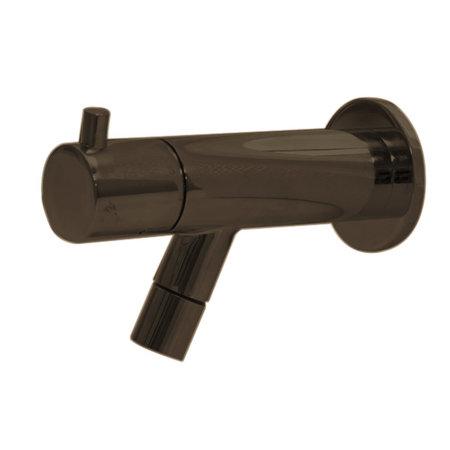 "Best-design Best-Design ""Spador-Moya"" wand toiletkraan Gunmetal"