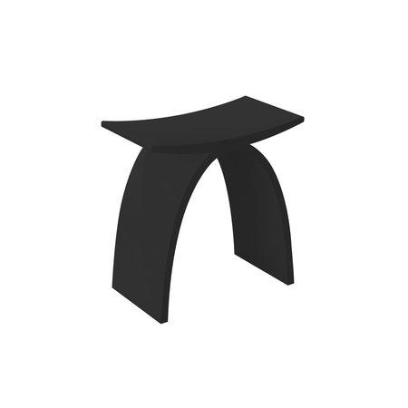 "Best-design Best-Design ""Lucky-Black"" stoel ""Just-Solid"" zwart"
