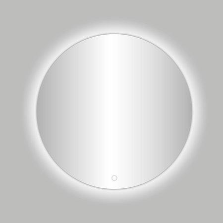 """Best-design Best-Design """"Ingiro"""" ronde spiegel incl.led verlichting Ø 80 cm"""