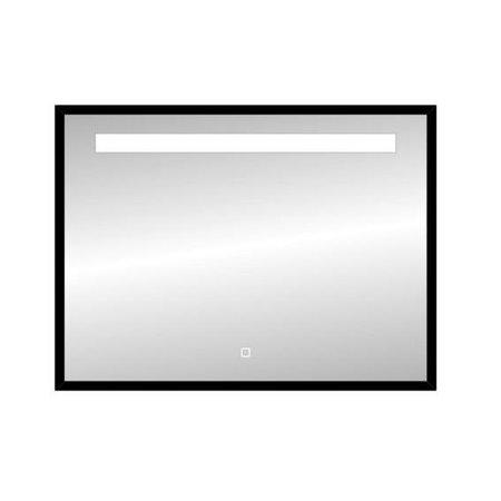 "Best-design Best-Design Nero ""Black-Miracle"" LED spiegel B=80 x H=60cm"
