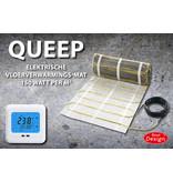 "Best-design Best-Design ""Queep"" elektrische vloerverwarmings-mat 9.0 m2"