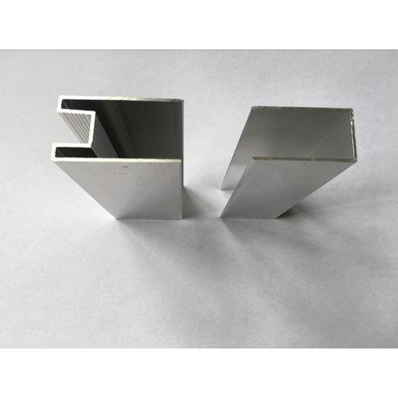 """Best-design Best-Design glasprofiel voor """"Erico"""" 3856410-3856500-3875280"""