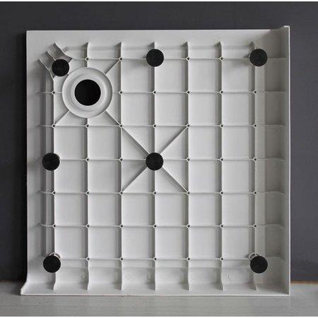 "Best-design Best-Design ""Project "" opbouwdouchebak vierkant 90x90x14 cm"