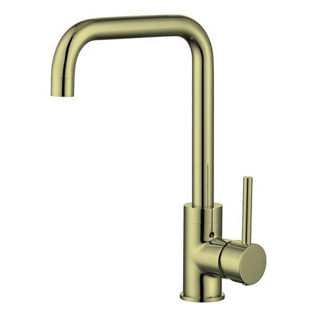 "Best-design Best-Design Nancy ""Gola"" keukenmengkraan H=32 cm mat-goud"