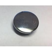 Best-Design chroom afdekplaatje tbv.therm kraan knop no:3801101 / 3815000 / 3815020