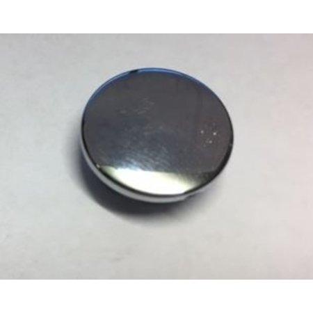 Best-design Best-Design chroom afdekplaatje tbv.therm kraan knop no:3801101 / 3815000 / 3815020
