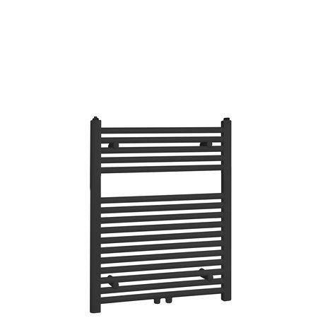 """Best-design Best-Design """"Antraciet Zero"""" radiator recht-model 770x600mm"""