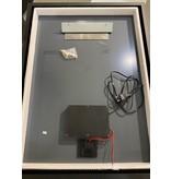 "Best-design Best-Design Nero ""Black-Solaro"" LED spiegel B=100 x H=80cm"