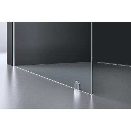 """Best-design Best-Design """"Erico 800"""" inloopdouche 77-79 cm NANO 8mm glas"""