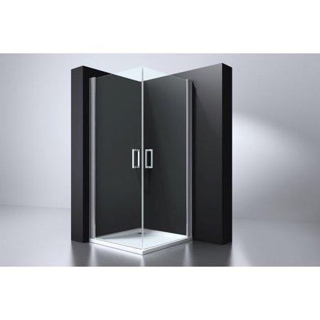 """Best-design Best-Design aluminium deurstrip voor """"Erico"""" 3856330-3856340-3856370-3875260"""