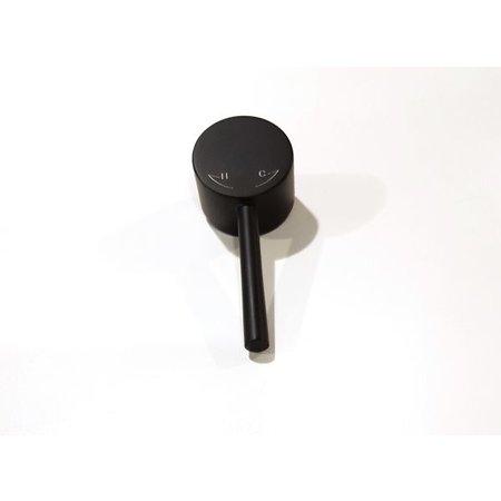 "Best-design Best-Design hendel Mat-Zwart tbv. ""Nero"" 4005800 / 4006000 / 4006600 / 4007760 / 4007770"