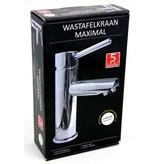 """Best-design Best-Design """"Maximal"""" wastafelkraan"""