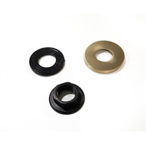 Best-Design rozet+wartel 1/2: tbv.fonteinkraan 4008220 / 4009380 / 4008950