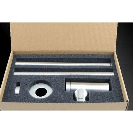 "Best-design Best-Design ""Hydro"" sifon RVS-304 ""Ore"" 5/4"" x 32 mm"