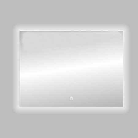 "Best-design Best-Design ""Angola"" Spiegel incl.LED B=100 x H=80 cm"